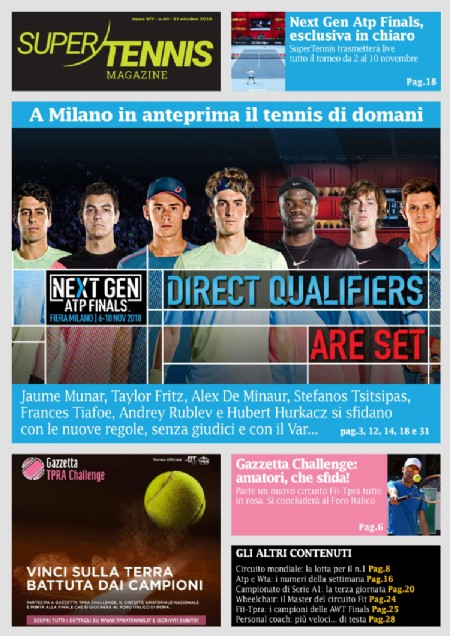 Next Gen - ATP Finals